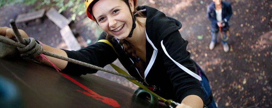 Kletterpark Schwindelfrei Barbara Bechtloff (c) Bechtloff Schmidt Schneider GbR
